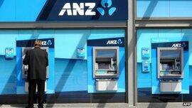 """ANZ bị hơn 43.000 khách hàng kiện vì thu phí """"cắt cổ"""""""