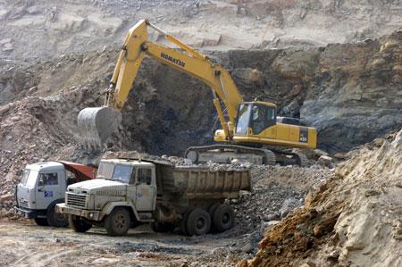 Vì sao vốn ngoại không chảy vào ngành khoáng sản?