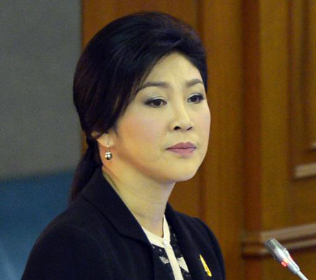 Thủ tướng Thái giải tán quốc hội, phe biểu tình quyết chiến
