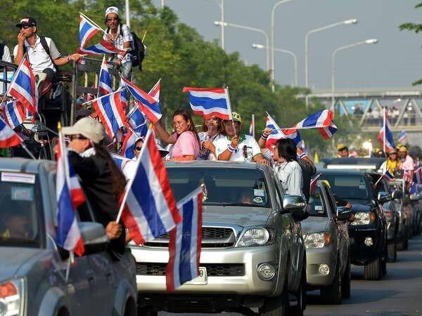 Thái Lan ấn định tổng tuyển cử vào tháng 2 năm sau