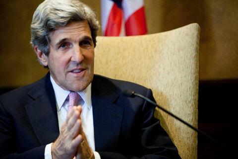 Ngoại trưởng Mỹ Kerry sẽ thăm Việt Nam vào ngày 11/12