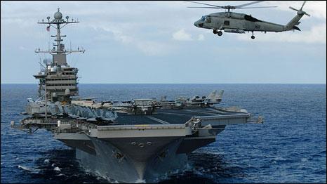 Trung Quốc cấm tàu để hoạt động quân sự trên Biển Đông một tháng