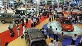 Cả năm 2013, dự kiến người Việt tiêu thụ 108.000 ô tô