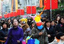 Trung Quốc chỉ cho nghỉ Tết 3 ngày