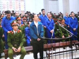 Đề nghị tử hình Dương Chí Dũng và Mai Văn Phúc