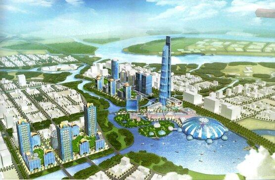 Bồi thường hơn 16.750 tỷ đồng tại khu đô thị Thủ Thiêm