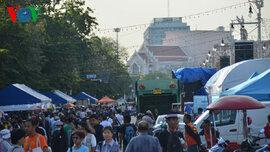 Thái Lan: Bà Yingluck tiếp tục điều hành đất nước