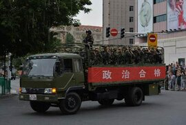 Trung Quốc: Đụng độ ở Tân Cương, 16 người chết