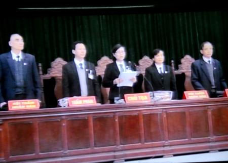 Dương Chí Dũng, Mai Văn Phúc bị tuyên án tử hình