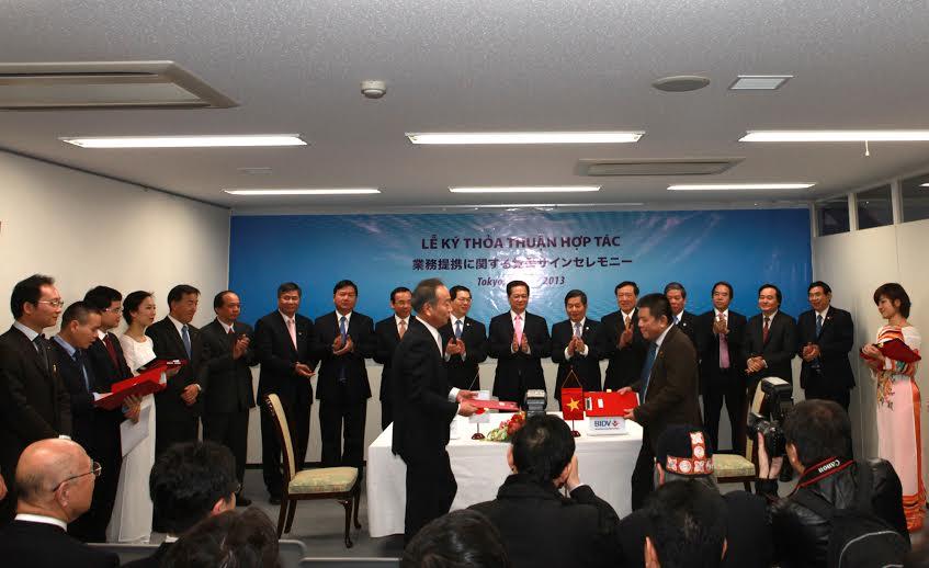 Thủ tướng muốn BIDV tìm cổ đông chiến lược từ Nhật Bản
