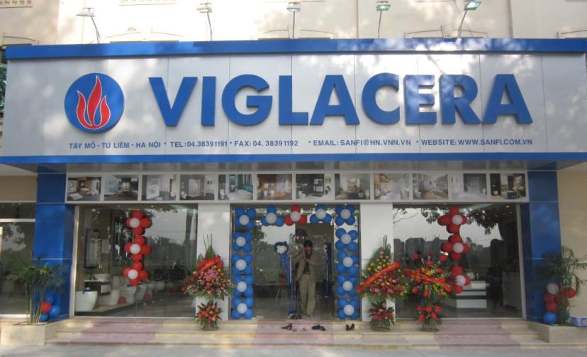 Công ty mẹ Viglacera lãi 42 tỷ đồng năm 2012