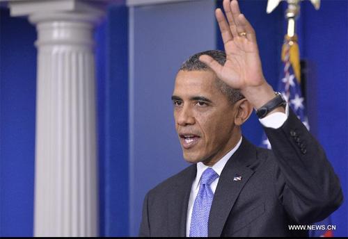 Thành công và thất bại của ông Obama trong năm 2013