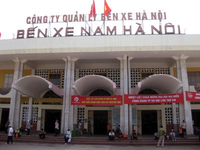 Bến xe Hà Nội sẽ IPO vào cuối tháng 1/2014