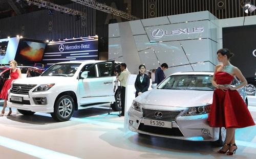 2013, năm vui vẻ của ôtô nhập khẩu