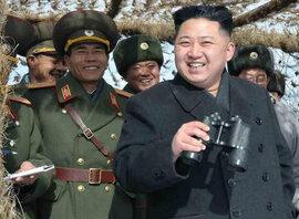 Ông Kim Jong-un kêu gọi quân đội sẵn sàng chiến đấu