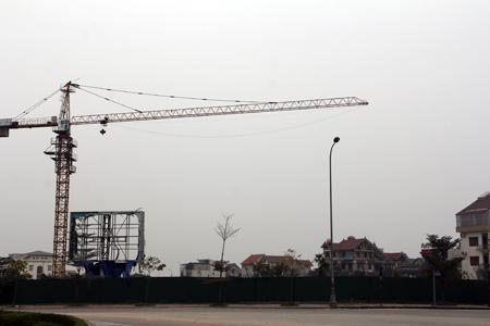 Hà Tĩnh: Dừng nhiều dự án