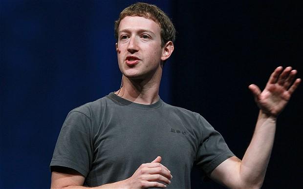 Ông chủ Facebook làm từ thiện nhiều nhất nước Mỹ năm 2013