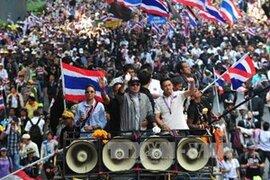 Thái Lan: Ông Suthep kêu gọi biểu tình làm tê liệt Bangkok