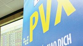 Tiền vào thị trường nhỏ giọt, cổ phiếu PVX vẫn bị