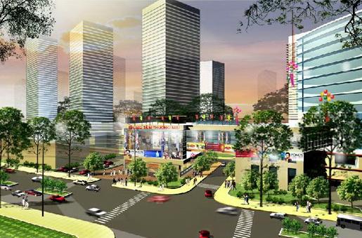 TPHCM: Tìm chủ đầu tư dự án Khu trung tâm dân cư Tân Tạo