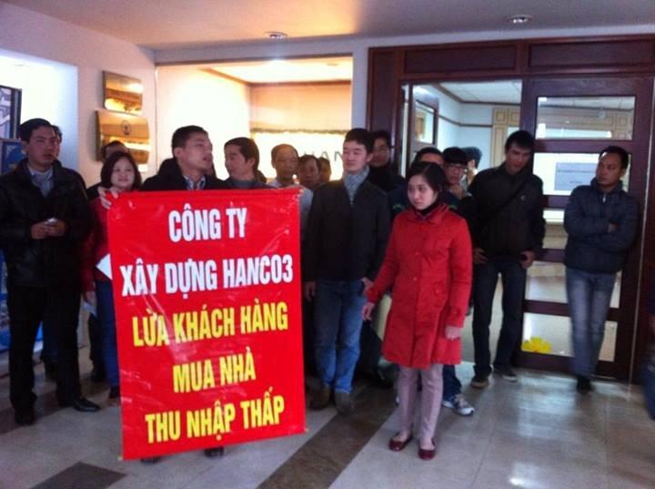 Chủ đầu tư nhà thu nhập thấp Sài Đồng bị tố