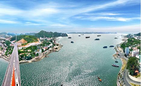 Thu nhập người dân Quảng Ninh sẽ cán mốc 20.000 USD vào 2030
