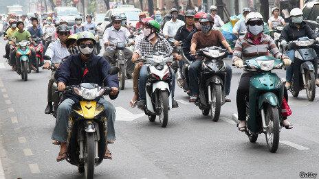 Đô thị lớn Việt Nam: Đất chật người đông