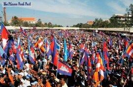 Phnom Penh yên bình trở lại