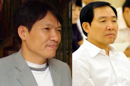 """Hai anh em Dương Tự Trọng - Dương Chí Dũng """"hội ngộ"""" tại tòa"""