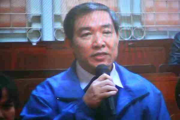Dương Chí Dũng khai tướng Phạm Quý Ngọ mật báo, tướng Ngọ phủ nhận
