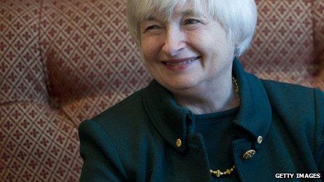 Thượng viện Mỹ phê chuẩn nữ chủ tịch đầu tiên của Fed
