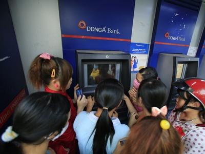 Sẽ lại 'cháy' ATM các ngân hàng lớn