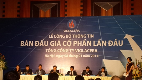 Không cổ phần hóa, Viglacera khó tìm nhà đầu tư chiến lược