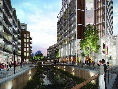 """""""Đại gia"""" bất động sản Trung Quốc đầu tư 2 tỷ USD vào London"""