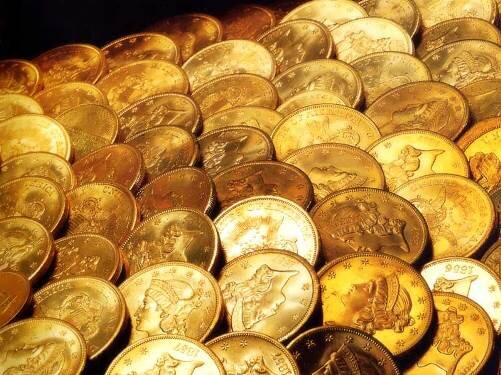 Giá vàng tăng lần đầu tiên trong 4 ngày nhờ nhu cầu vàng vật chất