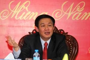 Trưởng Ban Kinh tế Trung ương lạc quan về triển vọng 2014