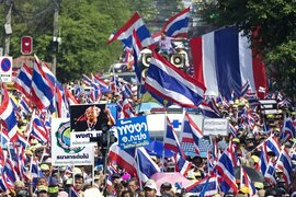 Thái Lan có thể mất hơn 1 tỷ USD nếu Bangkok tê liệt