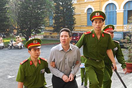 Án chung thân thứ 2 được đề nghị đối với bị cáo Võ Anh Tuấn