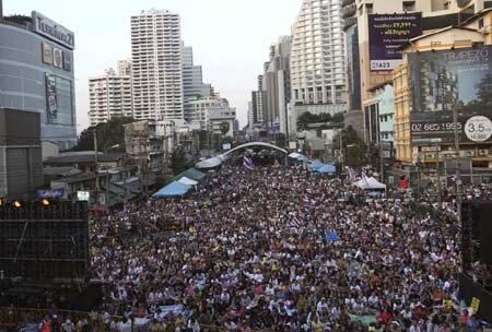 Phe biểu tình dọa bắt giữ thủ tướng Thái Lan