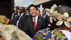 """Nhật tung """"núi tiền"""" đấu với với Trung Quốc tại châu Phi"""