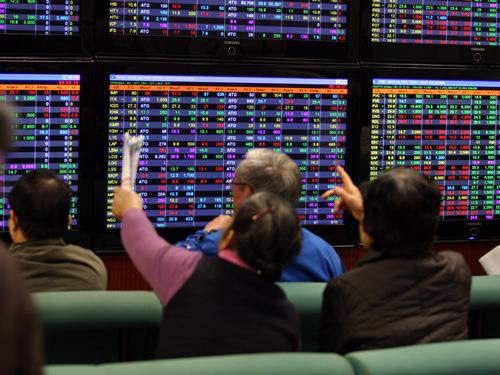 Cổ phiếu Tân Tạo, Kinh Bắc đua trần