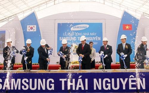 Tỉnh thành 2013: Thái Nguyên và bước ngoặt có tên Samsung