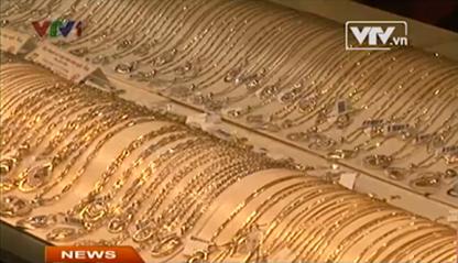 Việt Nam tiêu thụ 110 tấn vàng trong năm 2013
