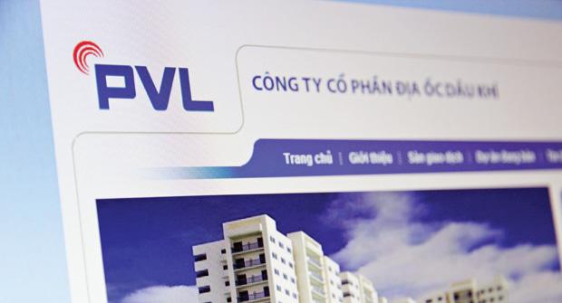 Chủ tịch bị bắt, PVL giảm sàn thê thảm