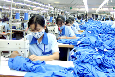 Việt Nam nằm trong top quốc gia có tỷ lệ thất nghiệp thấp nhất