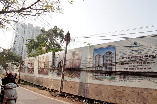 Bị kiểm tra dự án, doanh nghiệp bất động sản thấy… vô can