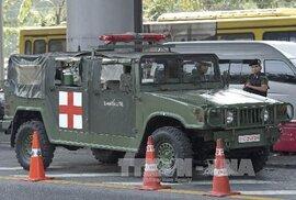Áp lực đè nặng lên vai Thủ tướng Thái Lan Yingluck