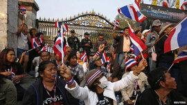 Thái Lan: Lãnh đạo biểu tình chống chính phủ bị bắn chết