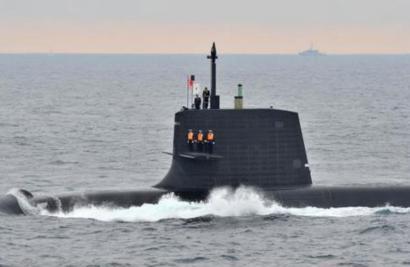Hải quân Nhật mất tàu ngầm 5 triệu USD