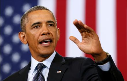Thông điệp liên bang Mỹ năm 2014 tập trung vào đối nội